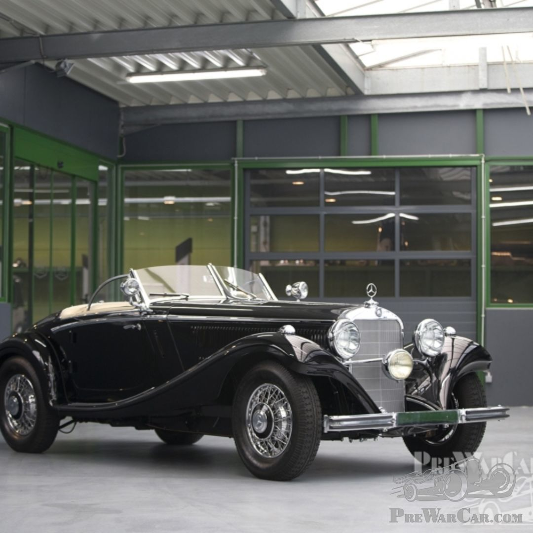 Car Mercedes (-Benz) 290 Spezial Roadster 1935 For Sale