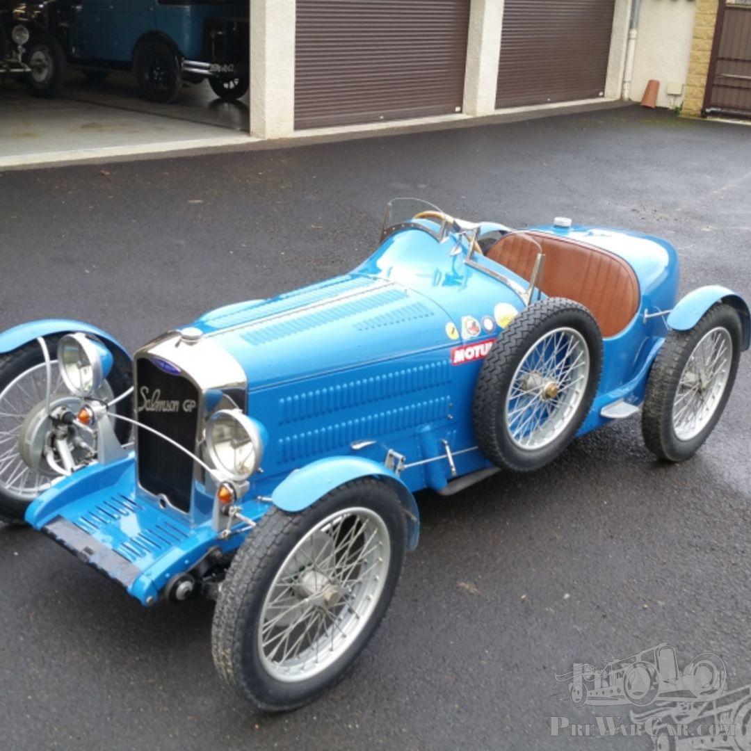 Car Salmson GP 1934 For Sale