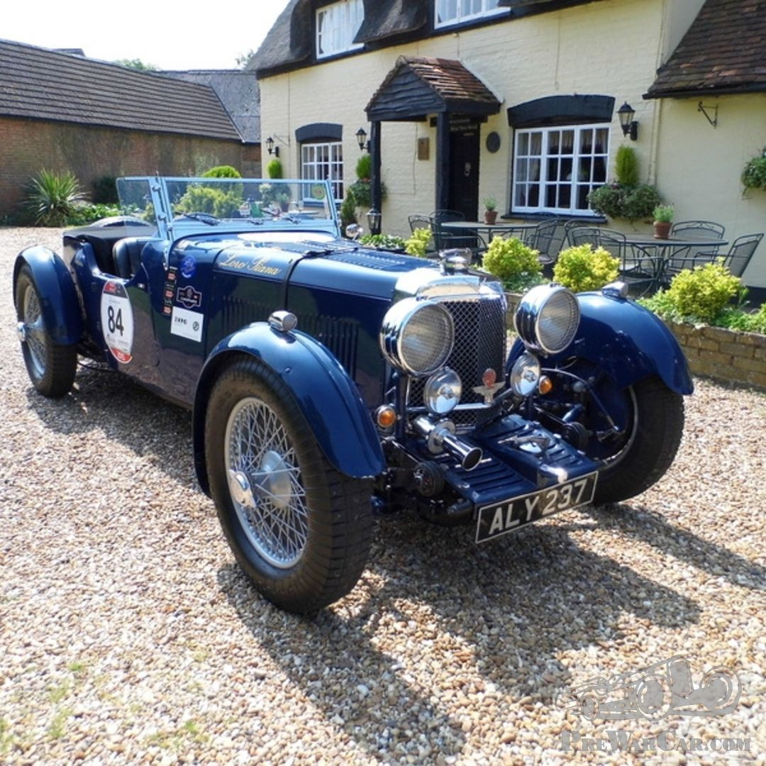 Car Aston Martin Le Mans 1933 For Sale
