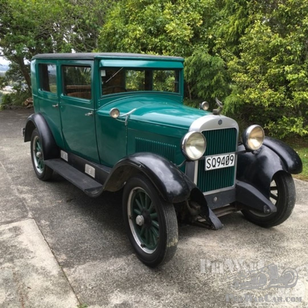 Car Essex Super Six Challenger 1928 for sale - PreWarCar
