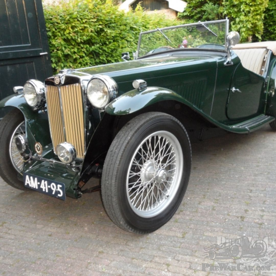 Car M.G. TA 1937 For Sale