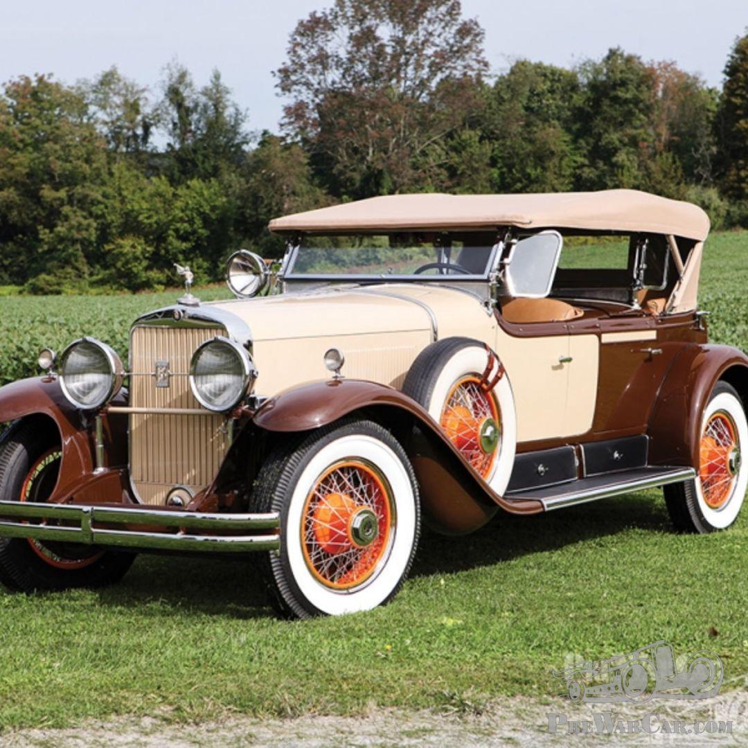 Car Cadillac V-8 Sport Phaeton 1929 For Sale