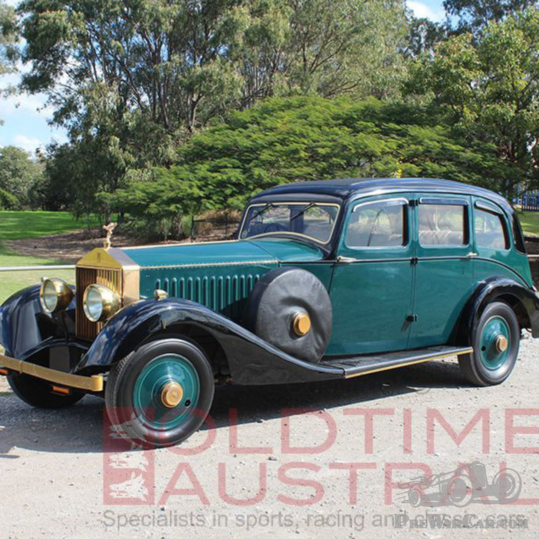 Car Rolls-Royce Phantom I 1926 for sale - PreWarCar