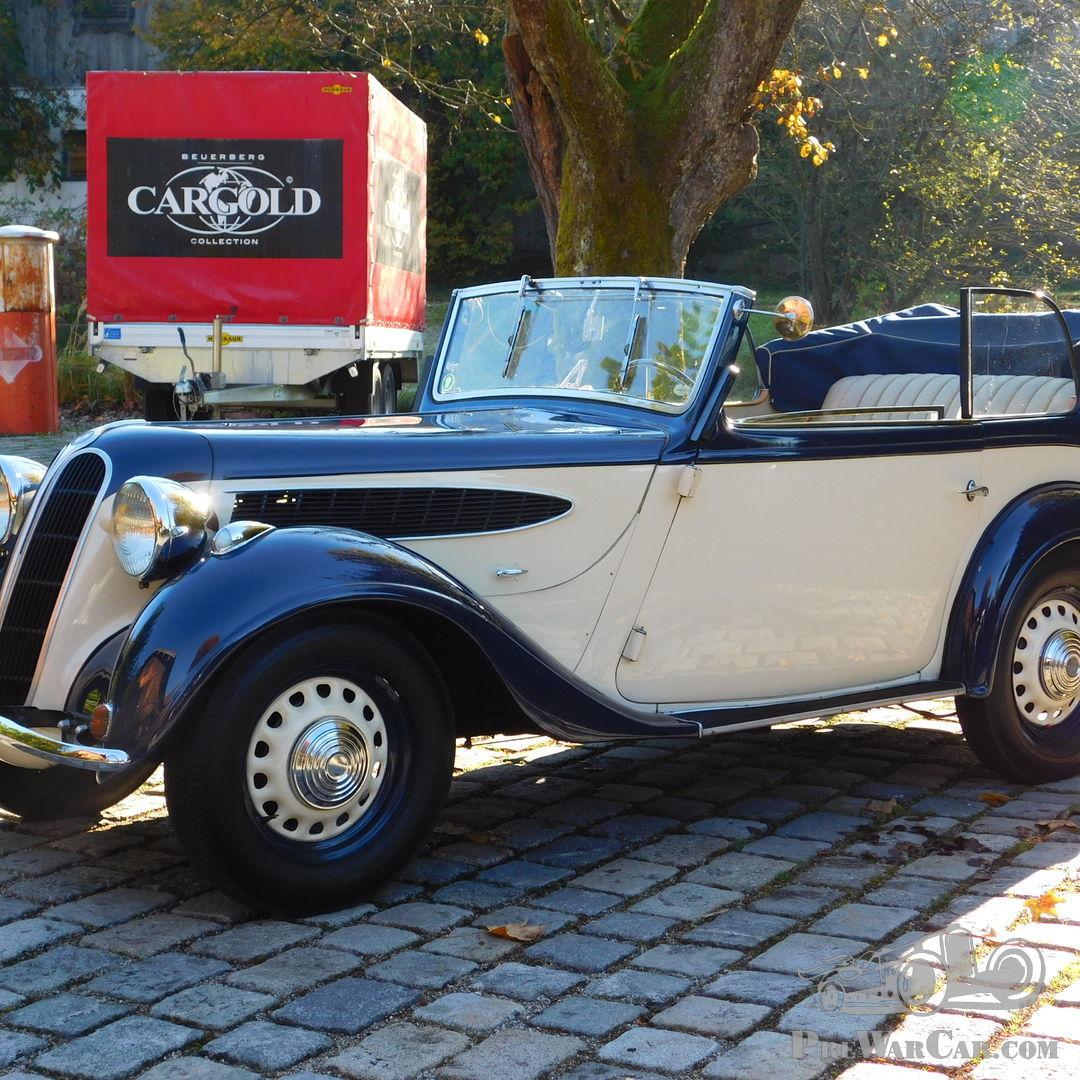 Car BMW 329 1936 for sale - PreWarCar