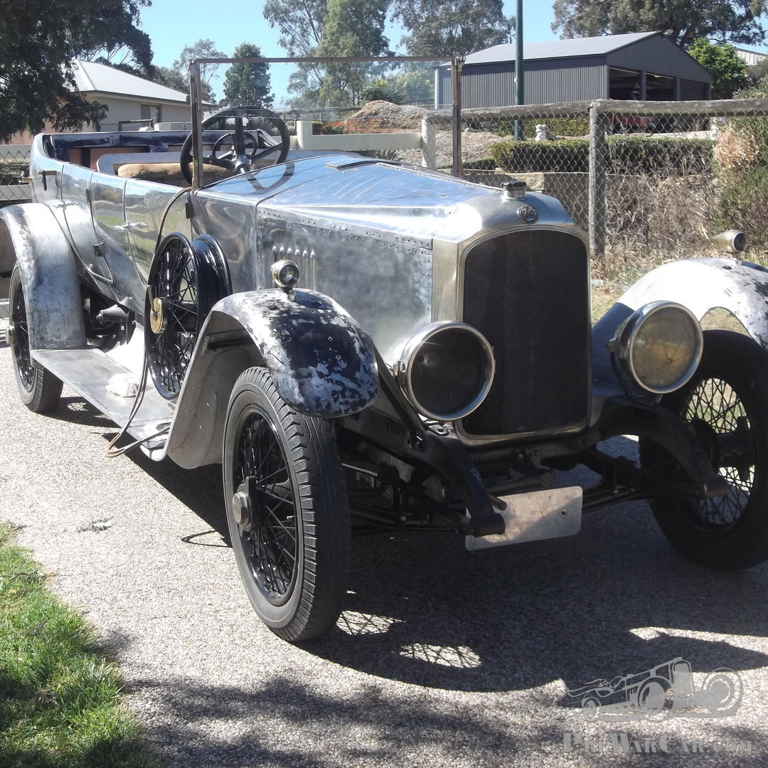 Car Vauxhall Kington Touring 1924 For Sale