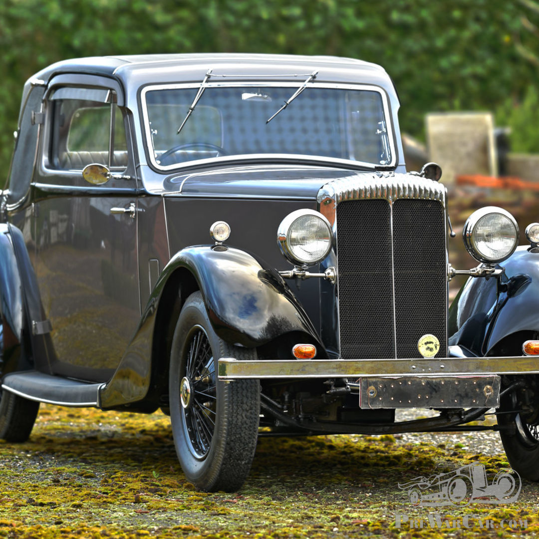 Car Daimler Light 15 Mulliner Coupe 1935 For Sale
