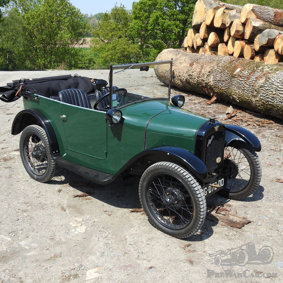 Car Austin 7 Chummy 1927 For Sale