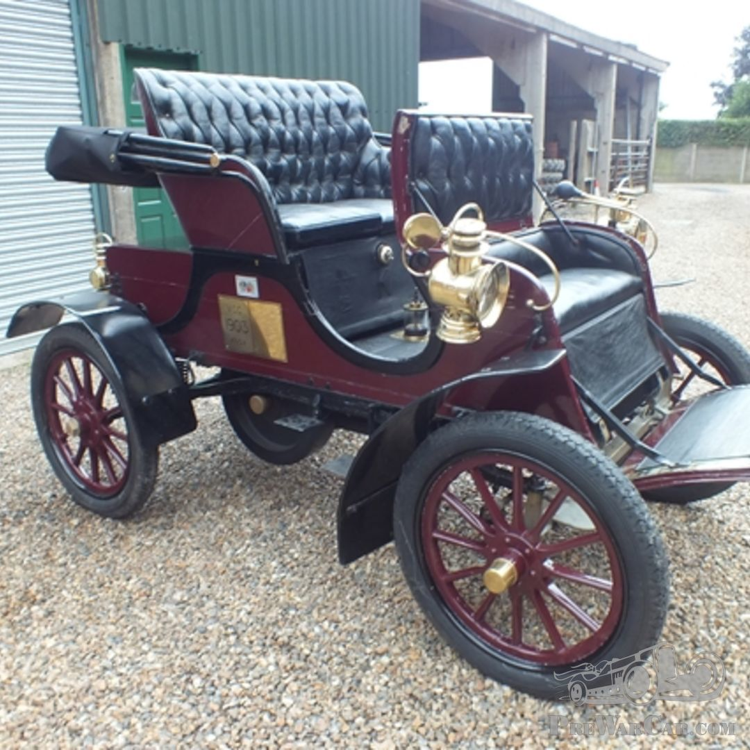 Car Knox 8 Hp 1903 For Sale