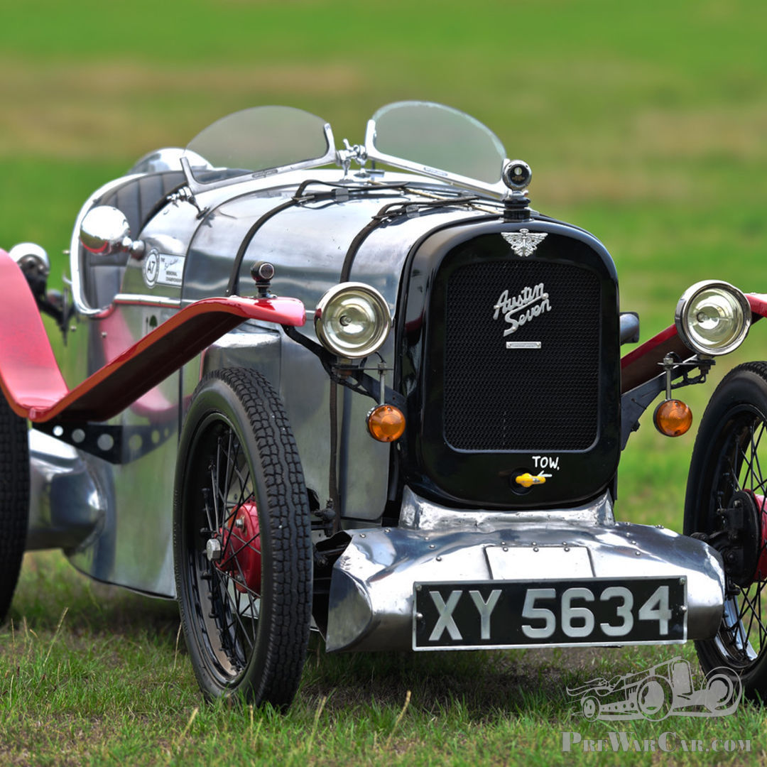 "Car Austin Seven ""Brooklands"" Super Sports 1925 For Sale"