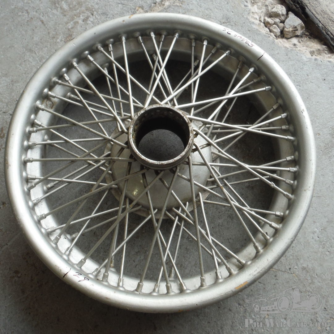 Part Delahaye Wheels/ Tyres & Parts Delahaye For Sale