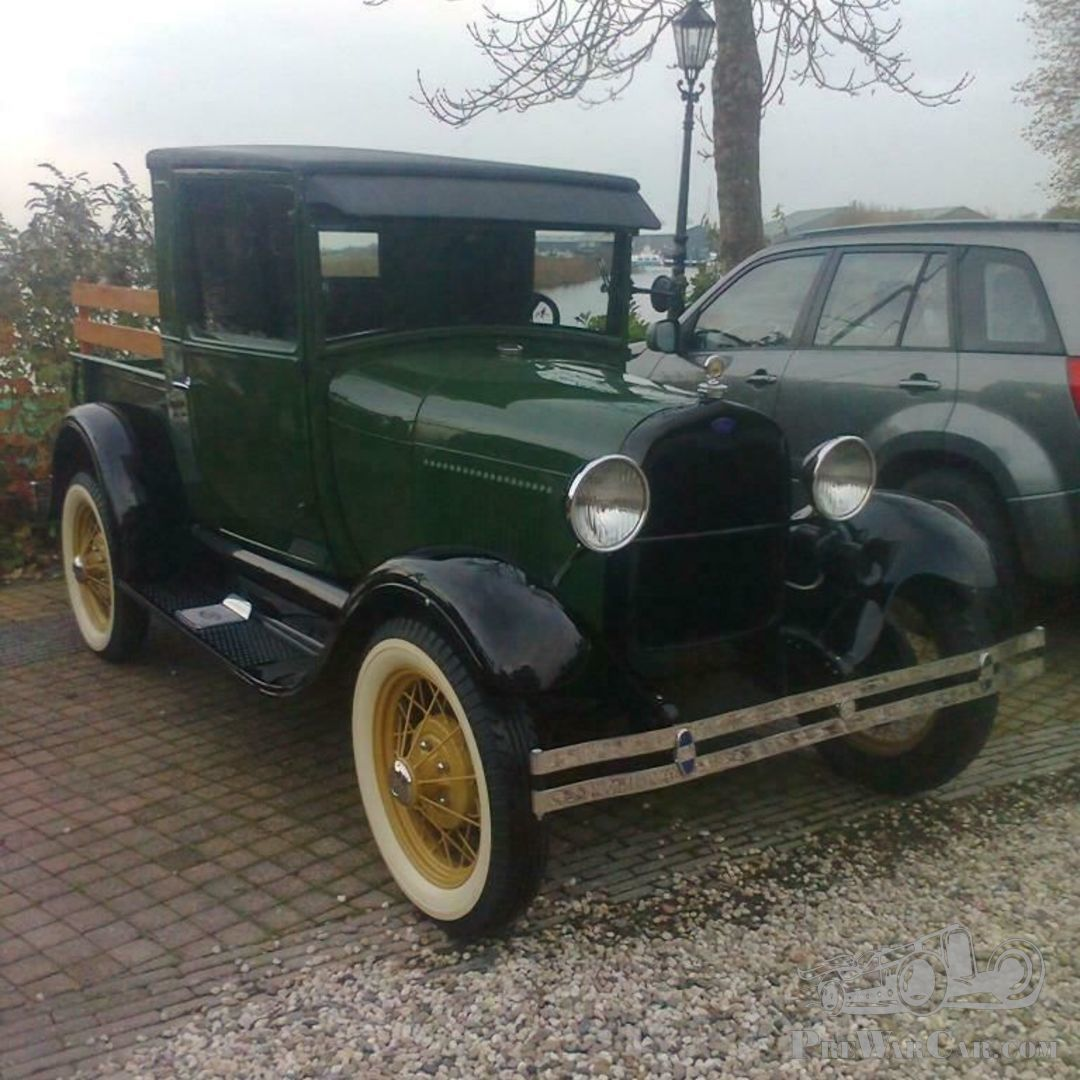 Car Ford A 1930 For Sale