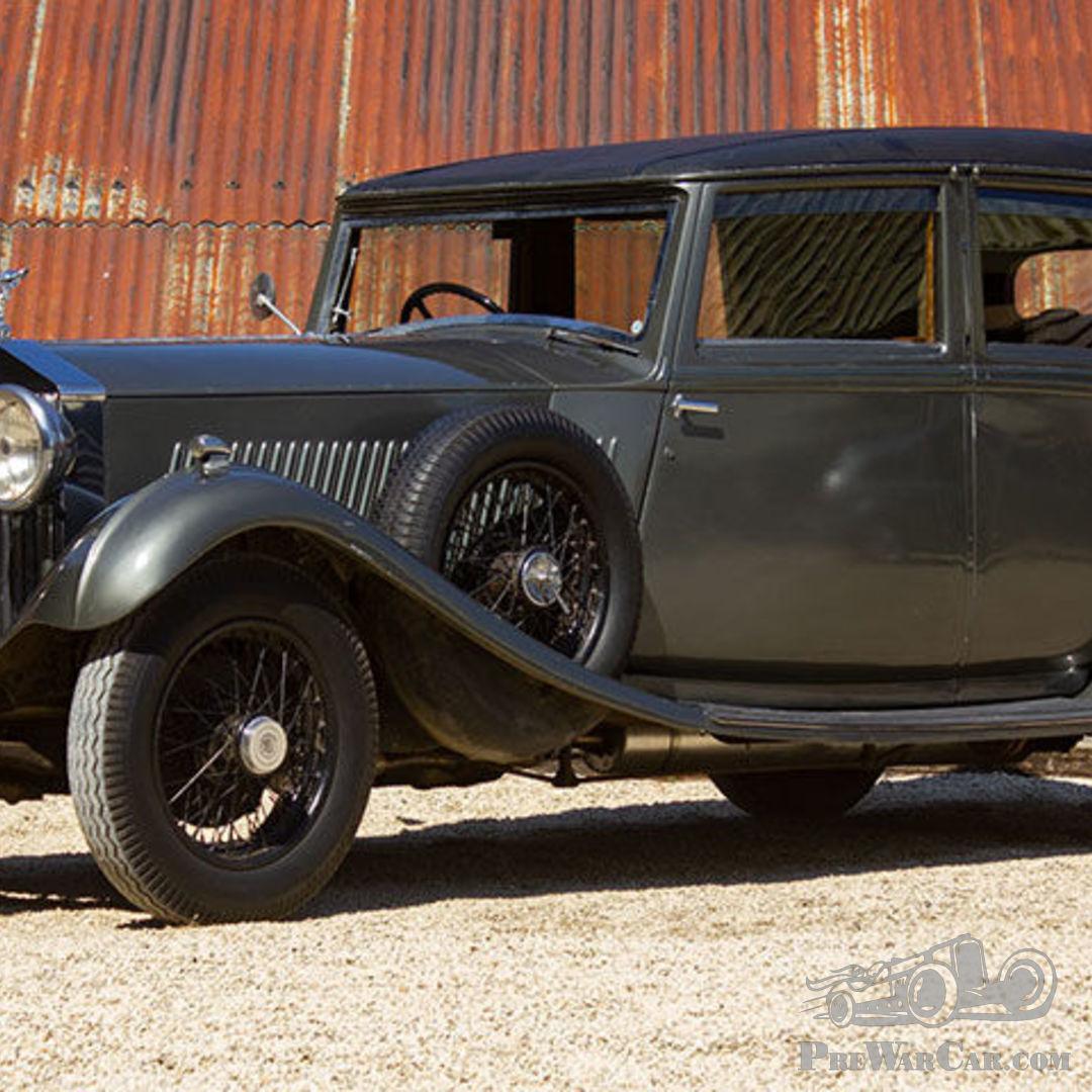 Car Rolls-Royce 20/25 1934 For Sale