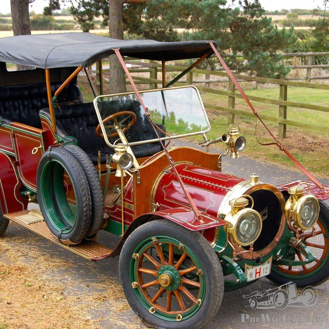 Car Delaunay-Belleville HB4 1911 For Sale