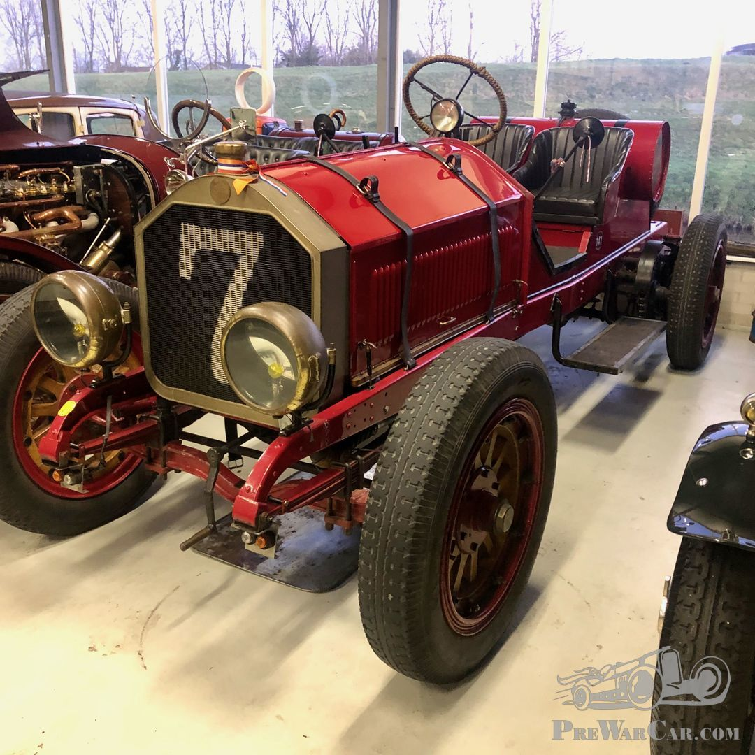 Car American LaFrance Speedster 1919 For Sale