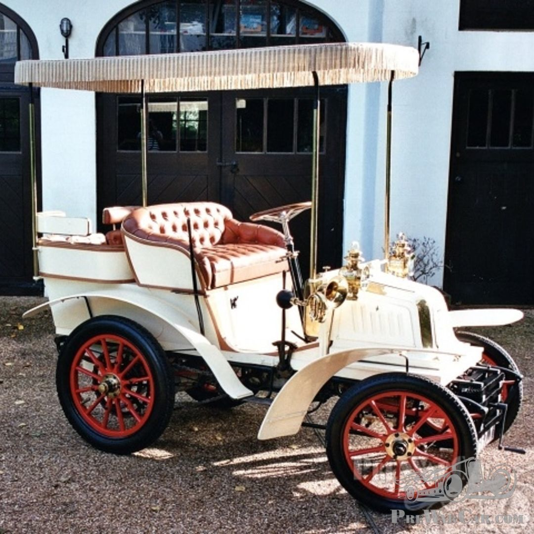 Car Boyer 6 1/2 Hp 1901 For Sale