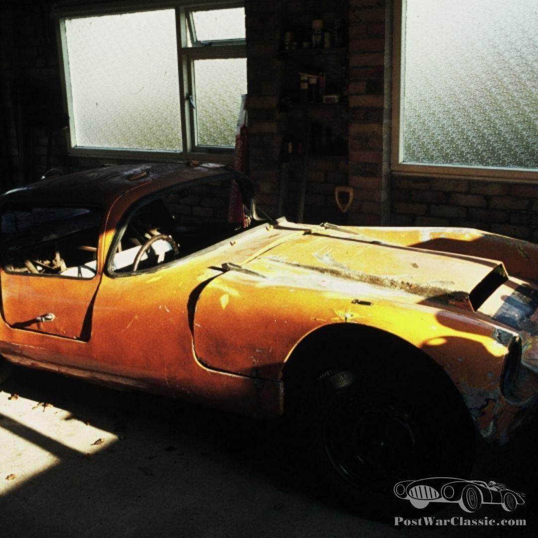 A 1962 GD Gullwing Mystery? (update: 1956 Ashley 750