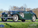"""AC """"ACE"""" 16/66 Two-seater Drophead Coupe 1935"""