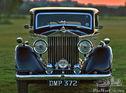 1936 Rolls-Royce 20/25 Sports Coupé by Coachcraft
