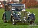 1938 Rolls Royce Phantom 3 Windovers Limousine
