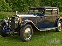 1931 Rolls Royce Phantom 2 Continental by H.J. Mulliner