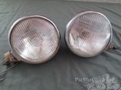 Lucas headlights for a variety of British cars