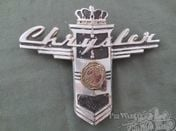 Chrysler badges for Chrysler