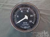 Stewart Warner clock / rev counter / speedo for a variety of American cars