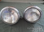 Guide headlights for a variety of American cars