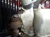 Talbot radiators (& parts) for Talbot (Suresnes)
