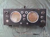 Rover dashboard & interior for Rover