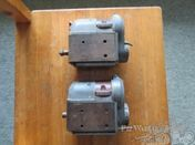 Ducellier magneto (parts) for a variety of French cars