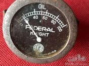 Federal Knight gauges for Federal Knight