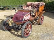 NEW PRICE! VCC dated Georges Richard 8 hp two cylinder four seat tonneau 1901 for sale