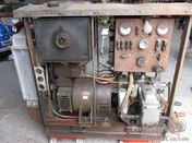 1945 Wartime 5.6kW diesel generator, ready for the end of the world
