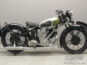 Panther Model 100 598cc 1 cyl ohv 2708 1934 for sale
