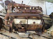 Bean 4 cylinder engine No. O 44883 (14hp?)