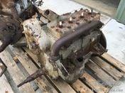 4 cylinder Bean 12hp engine