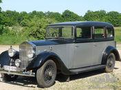 1935 Rolls-Royce model 20/25