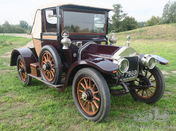 Impressive 1912 Wolseley 16/20 Landaulette convertible for Sale