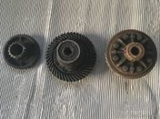 Fiat 509 differential units