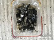 Box with oilpumpgears for Fiat 509