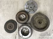 Fiat 509 flywheel and pressure plates
