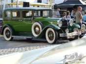 1931 Packard 833 Limo for sale with Belgian title