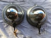 Pair of Marchall headlights