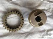De Dion Bouton gearbox parts