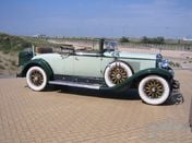 1928 Cadillac 341A Convertible