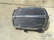 Circa 1953 Daimler complete radiator with chromed grille