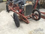 1921 Ansaldo type 4C rolling chassis