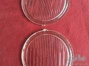 Pair of glasses for Ford Model A cowlights