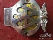 English AA badge